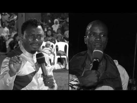 Démonstration de la puissance de la prophétie nuits novembre (Yaoundé-Douala)