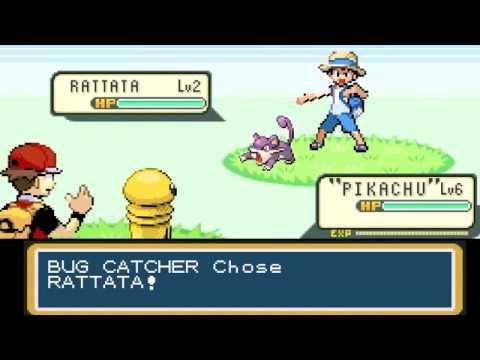 Pokemon Rusty: Rusty's Rival