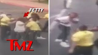 Fetty Wap Charged With Battery, Video Shows Him Punching Security | TMZ