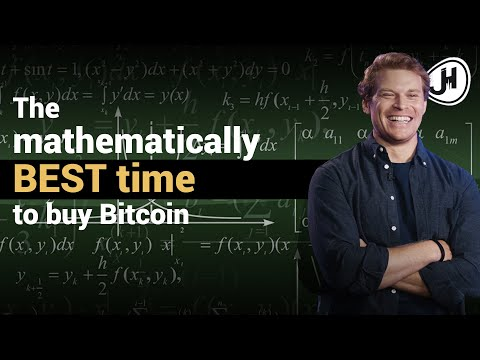 The Mathematically Best Time To Buy Bitcoin