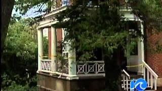 Balcony fall at UVA fraternity house - 11 p.m.