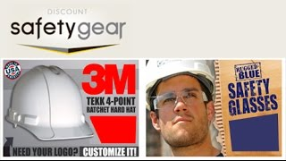 Safety Glasses - Custom Hard Hats Safety Glasses Discount Safety Gear