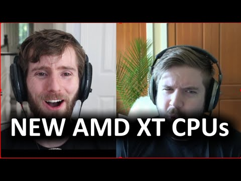 """XT"" CPUs coming AT YA! - WAN Show May 29, 2020"
