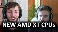 """""""XT"""" CPUs coming AT YA! - WAN Show May 29, 2020"""