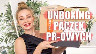 UNBOXING PACZEK PR-OWYCH