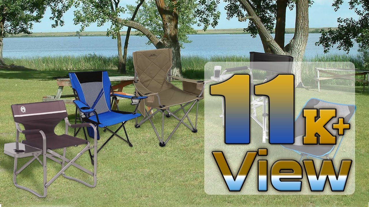 5 Best Folding Chairs For The Camping Picnic Fishing And Beach