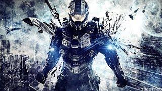 Космические спартанцы фантастика Halo 4