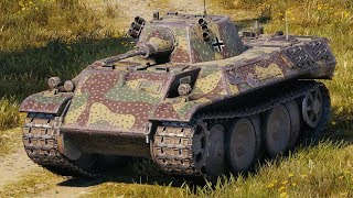 world of Tanks VK 16.02 Leopard - 8 Kills 3K Damage