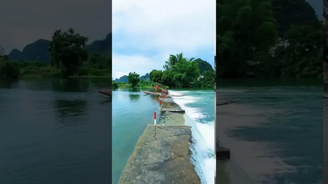 Download Tera hi sath mangna teri hi baah thamna to roam with the boat best look full screen whatsapp status