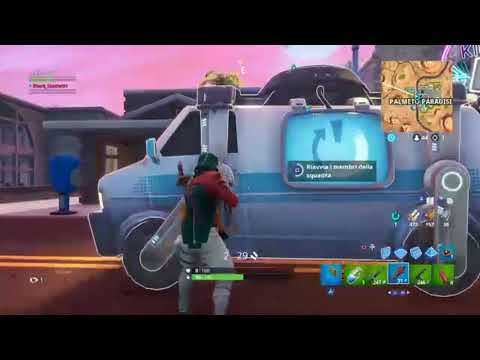[Fortnite – #miky1890] Best Kill with 'Harvesting Tool' (April 2019)