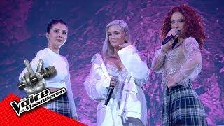 Team Natalia & Anne-Marie, wat een combinatie! | Liveshows | The Voice van Vlaanderen | VTM