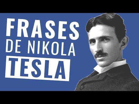 51 Frases de Nikola TESLA para Despertar tu Genio Interior⚡?