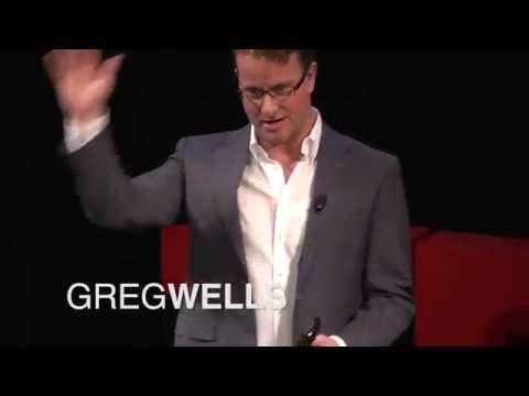 Why we all need to become more human: Greg Wells at TEDxUofT