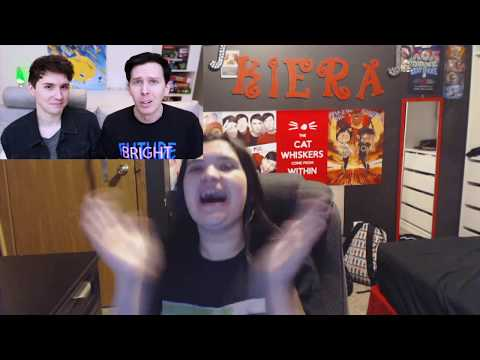 DAN AND PHIL GIVE THE PEOPLE WHAT THEY WANT! (reaction)