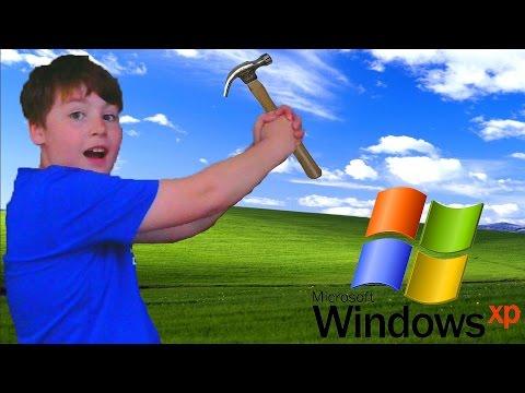 Breaking Windows XP!