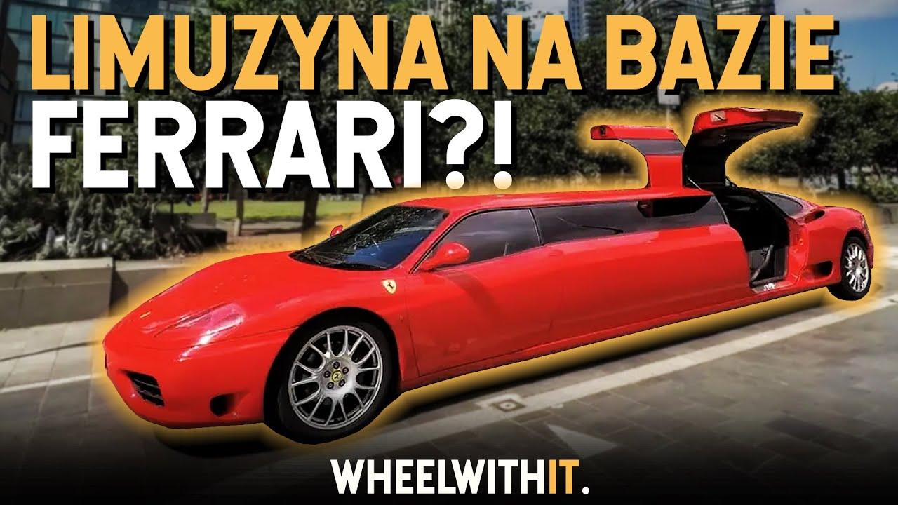 Szalone Ferrari na sprzedaż! - Perełki z aukcji #11
