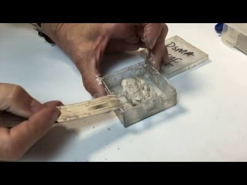 How to Reconstitute Precious Metal Clay (PMC+ and PMC 3)