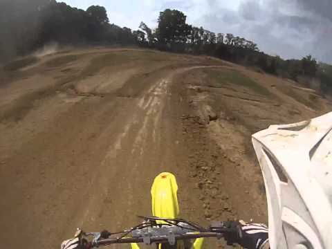 Ripping hidden acres on my 03 rm 250