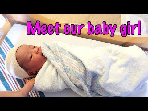 MEETING BABY RUSH + KIDS REACTION