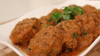 Gatte ki Curry | Sanjeev Kapoor Khazana