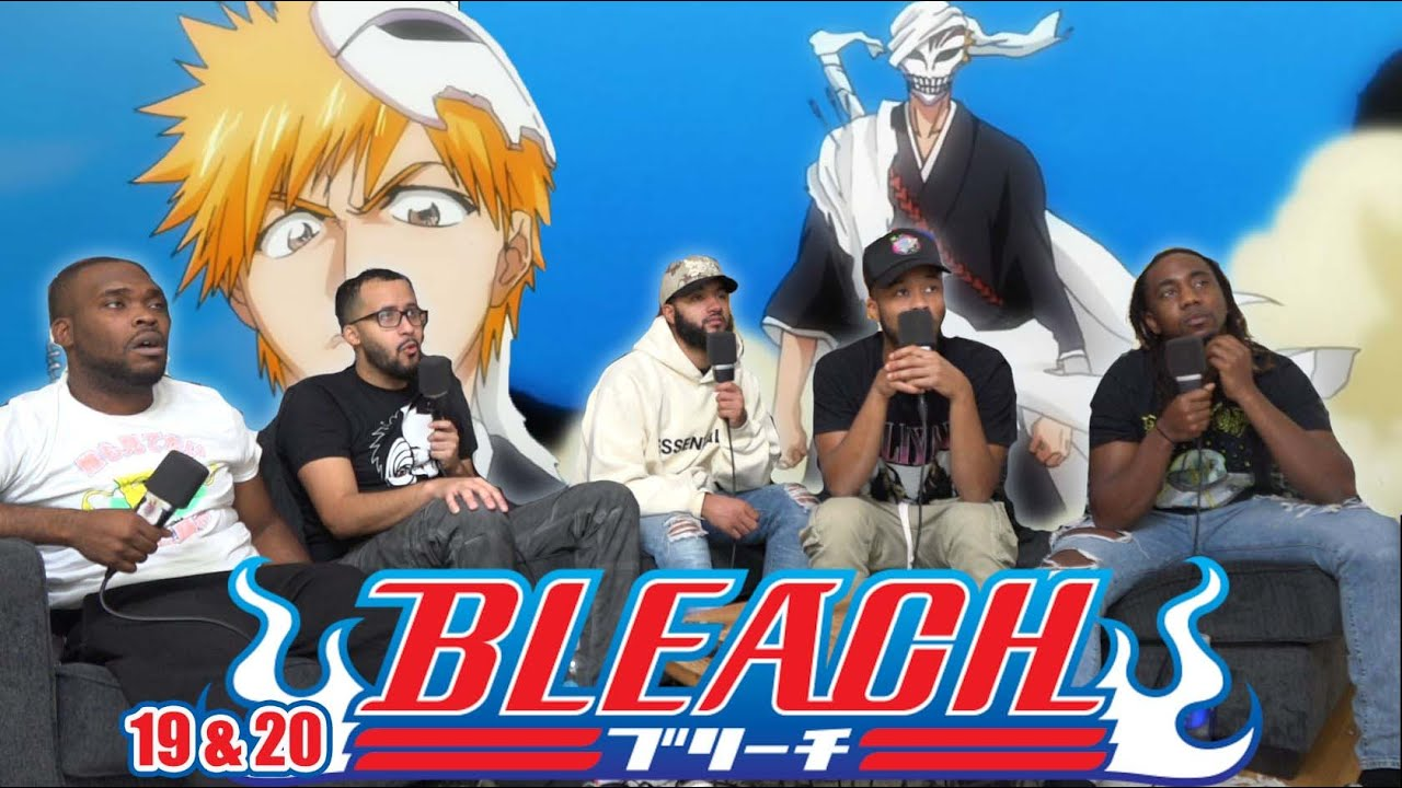 Download Zangetsu! Bleach Ep. 19 & 20 REACTION/REVIEW