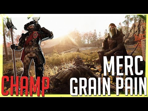 CHAMP Merc - Against The Pain, Viewer Game + Twitch (Vermintide 2)