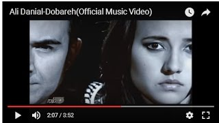 Download Ali Danial-Dobareh(Official Music ) MP3 song and Music Video