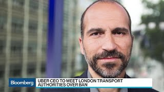 Video Uber CEO Makes Bid to Save London Business download MP3, 3GP, MP4, WEBM, AVI, FLV Oktober 2017