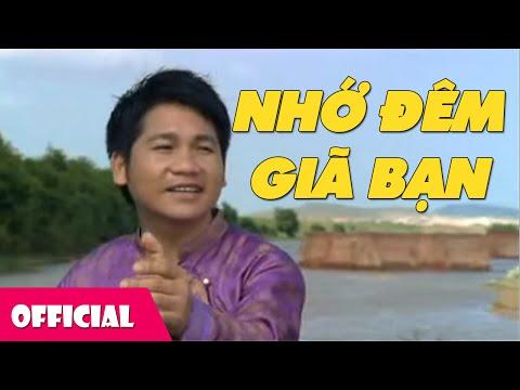 Nhớ Đêm Giã Bạn Trọng Tấn [MV OFFICIAL HD]