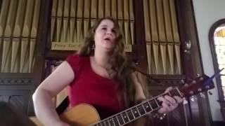 """Alabastor Box"" (CeCe Winans) Acoustic Cover"
