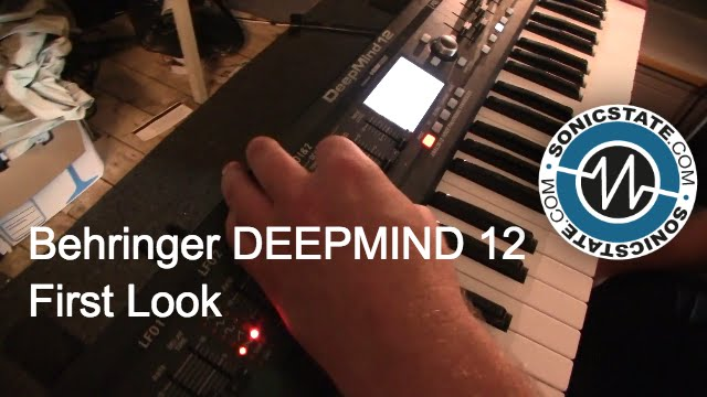 Here's What Behringer's DeepMind 12 Really Sounds Like : Ask Audio