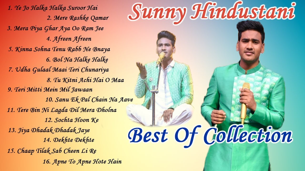 Download Best of Sunny Hindustani | All songs cover collection (Jukebox) | Indian Idol 11 | Neha Kakkar
