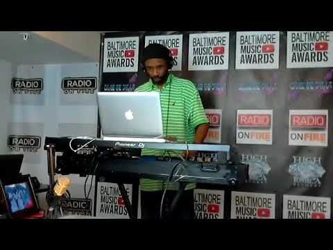 DJ PATRICK: House Music Mix PT 1 (On Fire Mix Show)