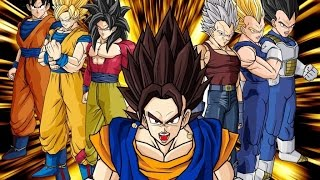 Top 100 Strongest Characters of DRAGON BALL Z