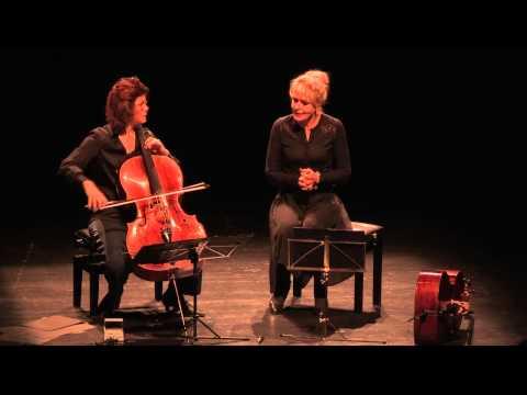 Fanny Ardant e Sonia Wieder Atherton