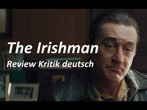 Irishman Kritik