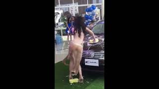 Video Ladies Bike Wash Indonesia Auto Show download MP3, 3GP, MP4, WEBM, AVI, FLV Agustus 2017
