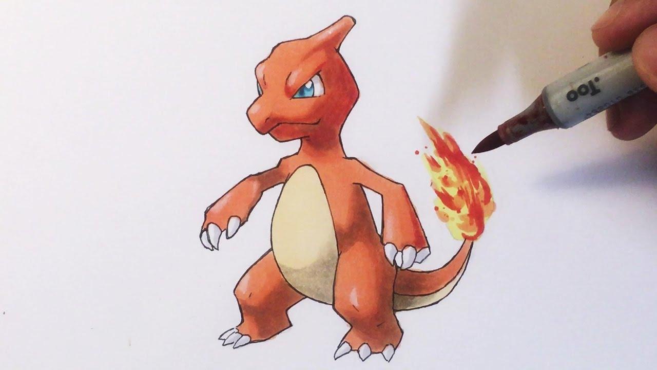Pokémon Zeichnen 005 Glutexo Youtube