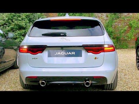 Jaguar XF Sportbrake (2018) Features, Interior, Design [YOUCAR]