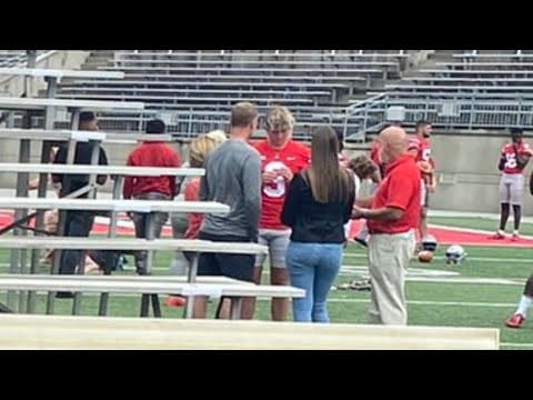 EXCLUSIVE: Quinn Ewers Talks Only To Buckeye Scoop About Enrolling At Ohio State This Week