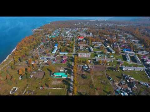Байкальск осенью 2016