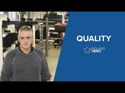 Introducing the NEW TrueVIS VG2 series printer/cutters - A User's Story