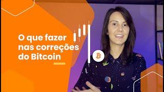 Bitcoin caindo, o que fazer agora?