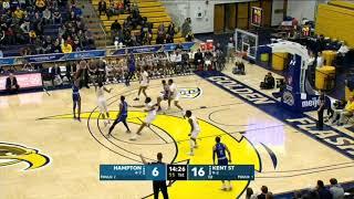 Greg Heckstall Highlights - 2019-20 NCAA 1 season