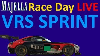 iRacing Race Day Live: Last Lap Crash