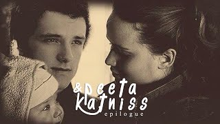 Peeta and Katniss || Mockingjay - Epilogue