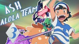 Ash's Alola Team Prediction 3