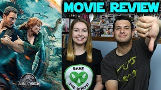 Jurassic World: Fallen Kingdom - Movie Review // Series Ranking (SPOILERS AFTER RATING)