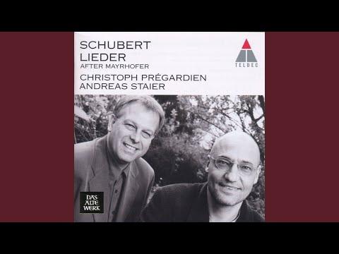 Schubert : Fragment Aus Dem Aeschylus D450