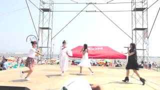 【KAGAJO☆4S 27】M-3 およげ!しらすちゃん(もののけVer.)@2013年08月1...